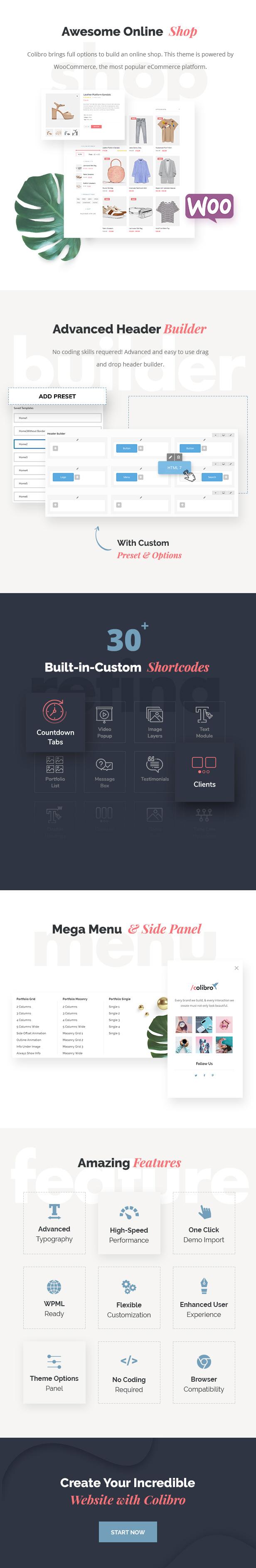 Colibro - Multipurpose Portfolio WordPress Theme - 2